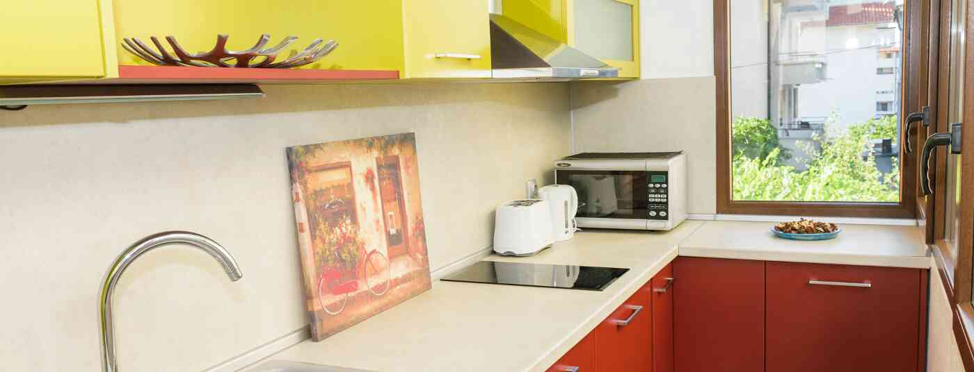 двустаен апартамент със самостоятелна кухня